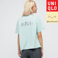 UNIQLO WOMEN UT T-SHIRT PEANUTS x Yu Nagaba KAOS GRAPHIC 3