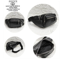 waist Bag Gucci /Bumbag Gucci Kulit high quality premium