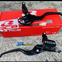 Master rem RCB kotak 12.7 mm e3 dan handle kopling e2 RCB