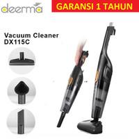 [GARANSI] DEERMA DX115C Portable 2IN1 Vacuum Cleaner Penyedot Debu