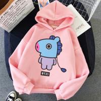 Sweater anak perempuan MANG J-HOP BT21 jaket anak baju anak perempuan