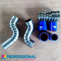 Aksesoris Pipa Intercooler pipe M. Pajero Sport Dakar 4N15 16+