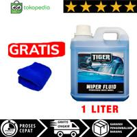 Tiger Wiper Fluid / Cairan Pembersih Kaca Mobil / Cairan Wiper Mobil