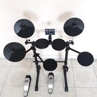 Aroma drum electric - TDX 15 - komplit tinggal beli bangku