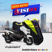 TERMURAH Cover Sarung Motor Yamaha Nmax Penutup Sarung motor All Nmax - Biru