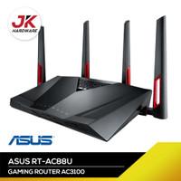 ASUS RT-AC88U Dual-Band WIFI Gigabit AiMesh WiFi Gaming Router AC3100