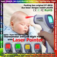 Thermometer Infrared Gun Termometer Tembak Thermo Termo Non Contact