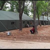 tenda pleton bahan d600uk 6x14x3