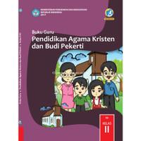 Buku Guru pendidikan Agama Kristen kelas 2