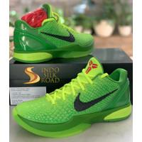 Sepatu Basket Nike Kobe Protro VI 6 Grinch ORIGINAL CW2190-300