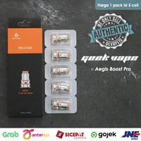 Geekvape Aegis Boost Pro 0.4 ohm P0.4 Mesh Coil Authentic