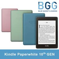 Amazon Kindle Paperwhite 10th Gen 8GB 32GB Waterproof 300 ppi No Glare