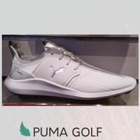 SEPATU GOLF PRIA PUMA Men's Ignite Nxt Pro Golf Shoe White ORIGINAL