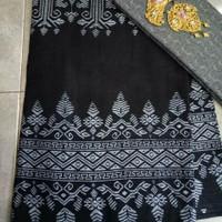 kain batik prada silver motif songket H