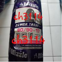 Ban Mizzle Power Tread Plus 80/90-17 TubeType ban luar motor