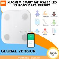 Xiaomi Mi Smart Fat Scale 2 LED Display Timbangan Berat Badan Digital