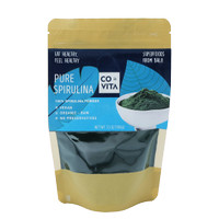 Pure Spirulina Powder 100% - Bubuk Superfood Spirulina 100gr