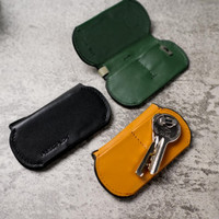 SnapKey Magnetic Leather Keyholder by Press Play