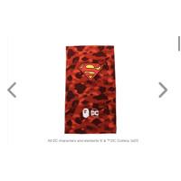 Bape x DC Superman Camo Beach Towel