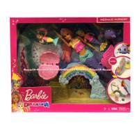 Barbie Dreamtopia Mermaid Nursery Boneka Putri Duyung Berenang Renang