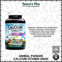 NATURE'S NATURES NATURE PLUS ANIMAL PARADE CALCIUM VITAMIN ANAK