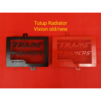 TUTUP RADIATOR VIXION OLD - Hitam