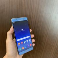 Samsung Note FE 4/64Gb Dual Resmi Sein Batangan Murah Sedunia