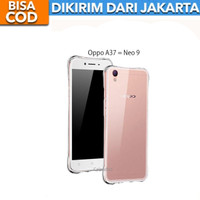 Oppo A37 / Neo9 Casing Anti crack SoftCase