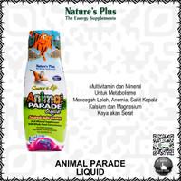NATURE'S NATURES NATURE PLUS ANIMAL PARADE LIQUID VITAMIN ANAK