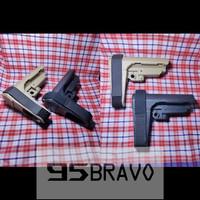 Popor BD SB SBA3 SBA 3 Stabilizing Arm Brace M4 AR15 AR 15 AEG WGB WGG