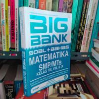BIG BANK SOAL BAHASA MATEMATIKA SMP/MTs