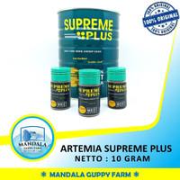 Artemia Supreme Plus Golden West Repack 10gr