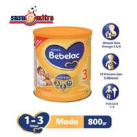 BEBELAC 3 MADU 800 GR