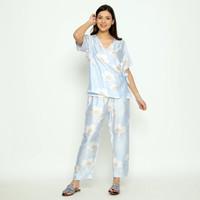 Baju Tidur Organic Silk GREET model : T-068 / PP Kimono - Warna 1