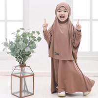 fashion muslim/busuna muslim anak french khimar aisyah set 04