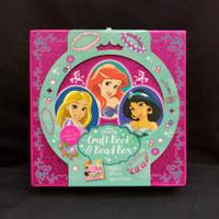 Buku Import Disney Princess : Craft Book & Bead Box (Original)
