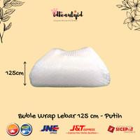 Buble wrap 125 cm x 1 Meter