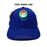 topi fashion anak laki laki karakter murah terbaru
