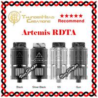 Authentic THC Artemis RDTA Atomizer with 4.5ml Capacity Tank