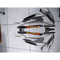 Striping Motor Yamaha Scorpio Z 2006