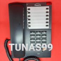 Telepon TRANSTEL TI987 Telepon Rumah/ Kantor/ Hotel