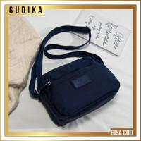 Garansi 100% Barang asli tas selempang wanita GUDIKA Original 5175 - navy
