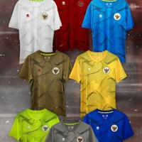 Kaos/Jersey Training Kit PSSI - Putih, XXXL