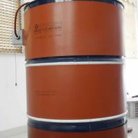 silicone drum heater/pemanasdrum - 0.5kw