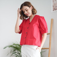 Erica Blouse Beatrice Clothing - Blouse Wanita