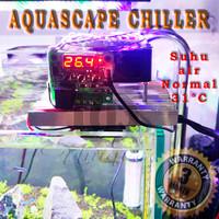 Chiller Aquascape Thermokontrol Pendingin Cooling box Aquarium Peltier