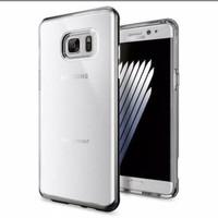 Spigen Samsung Note 7 / Note FE case Neo Hybrid Crystal Original - Gunmetal