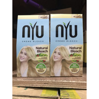 Nyu Natural Bleach with Super Fruit Extracts No Amonia