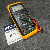 Digital Multitester Multimeter Avometer Heles UX-37TR