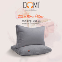 Domi Bantal Microfiber Grey